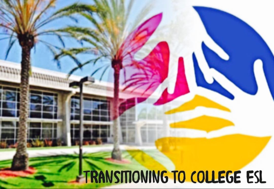 SWC Transitioning to College ESL Class at Chula Vista Adult School